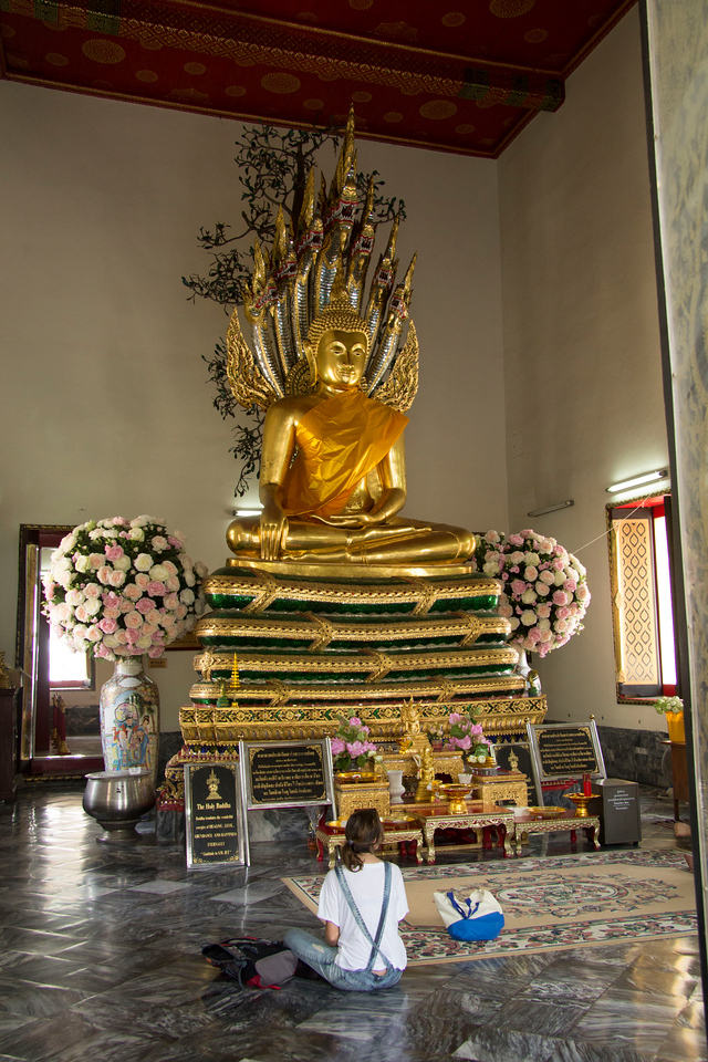 Thailand Wat Pho (Temple of the Reclining Buddha)