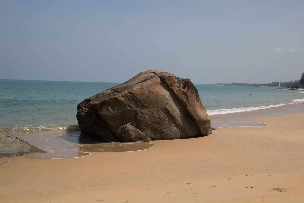Thailand  Kamala beach is a former muslim fishing village and has developed slowly and steadily over the last decade or so