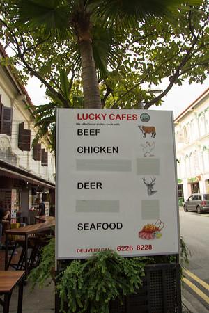 Singapore Deer?