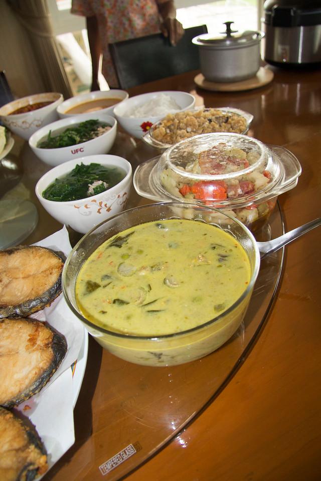 Thailand Nakhon Sawan Thai Breakfast