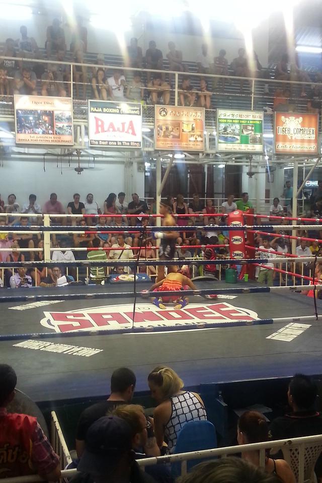 Thailand Patong Bangla Boxing Stadium