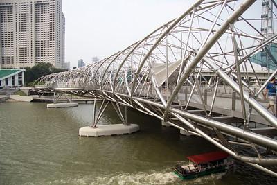 Singapore Double Helix Bridge