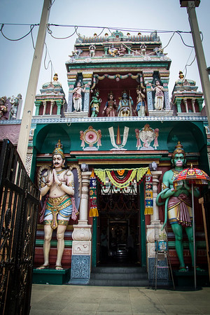 Singapore Sri Krishnan Temple