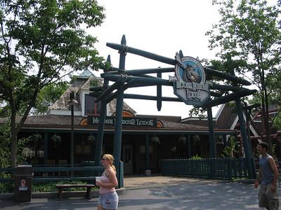 Moose Burger Lodge