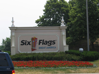 Six Flags Great America