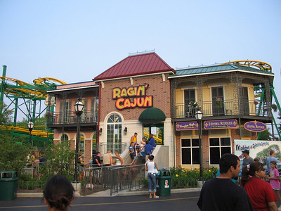 Rajun' Cajun