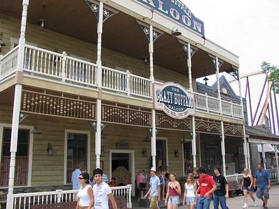 Crazy Buffalo Saloon