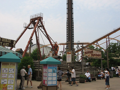 River Rocker and Giant Drop