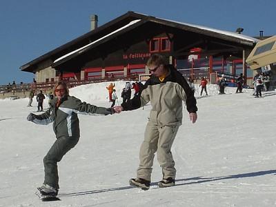 Ski Les Lilas 2003