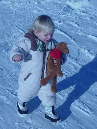 Ski Les Menuires 2005