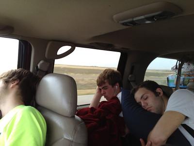 Ski Trip 2012 - Driving to Colorado - 7