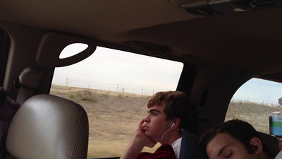 Ski Trip 2012 - Driving to Colorado - 5