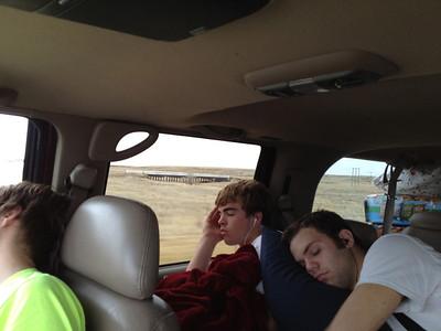 Ski Trip 2012 - Driving to Colorado - 6