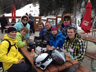 Ski Trip 2012 - Day 1 - 10