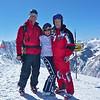 Tim Gioia, Amy Maron and Geff Gioia