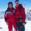 Geff and Tim Gioia