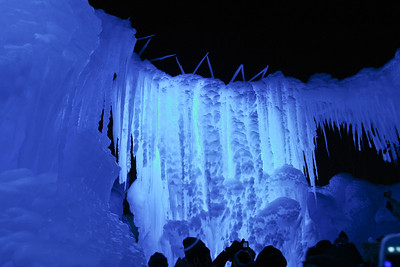 2014 Breckenridge Ice Castle