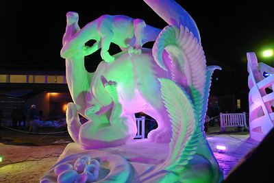 2014 International Snow Sculpture Contest