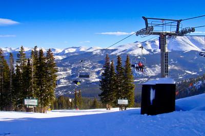January 2014 Skiing Breckenridge