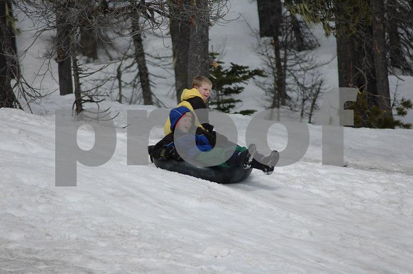 Sledding Day at Hoodoo,OR