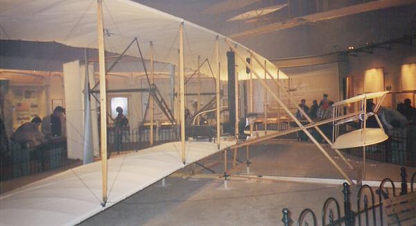 Smithsonian Air & Space Museum - Washington DC - October 2003
