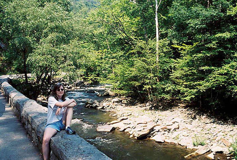 Smokey Mountain National Park - July 2004
