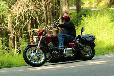 Smokey Moutain Bike Trip 2014