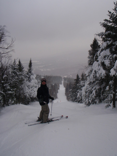 Chris at the top of Pipeline