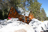 A look at the cabin we rented near Squaw Valley.