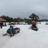 Elk View Lodge parking lot