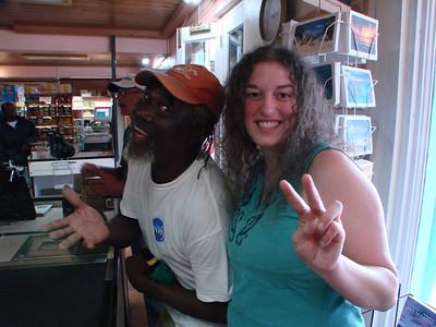 Soper Hole, Tortola, Terry Sheppard Charter Photos, Video Links, to Jost Van Dyke 2010 May 10