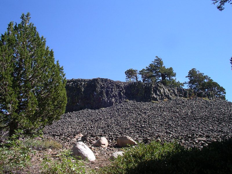 Sorensen's Cliff Trail