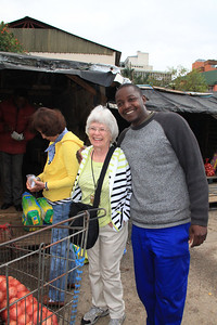 Mary bought a bag of potatoes from this guy.