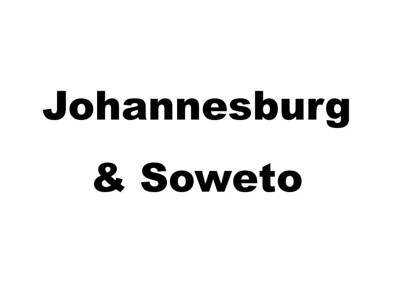 On our first day, we did a bus tour of Johannesburg, including Soweto, where the Apartheid riots took place in 1976.  We visited two museums but photos were not allowed, so I don't have much to show in pictures....that may also be why our tour included only one day in Johannesburg.