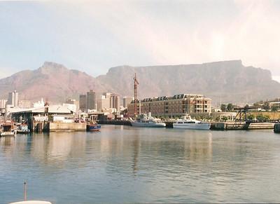 South Africa and Zimbabwe