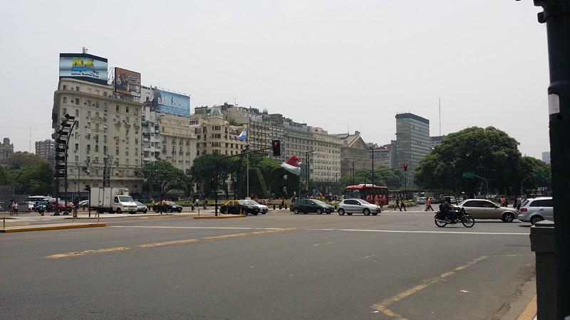 Avenue 9 de Julio
