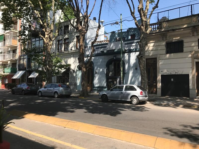 Palermo Streetscape