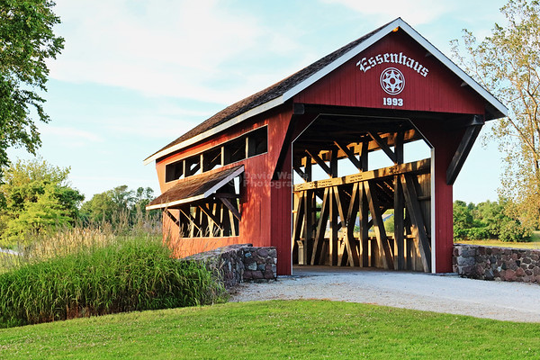 Covered Bridge at Das Dutchmen Essenhaus