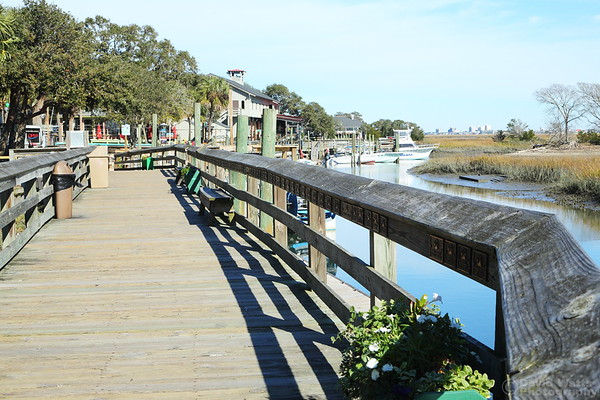 Murrells Inlet Salt Marsh Boardwalk