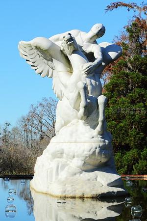 """Brookgreen Gardens """"Pegasus"""""""