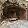 Look how this is all turn up, remember this was all covered with archways, fully enclosed and the wall was three stories tall.