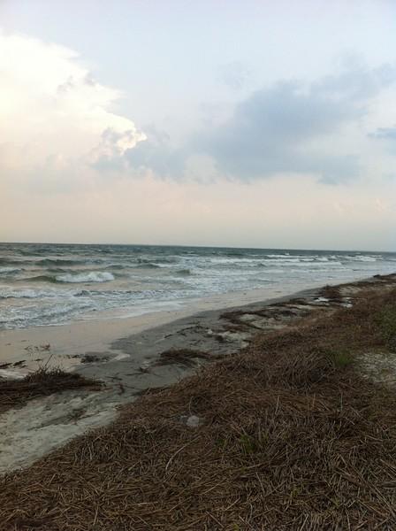 High Tide 08-01-2012