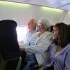 Southwest Flight 515 to Chicago/Midway. Grandma/pa heading to Boston on same flight