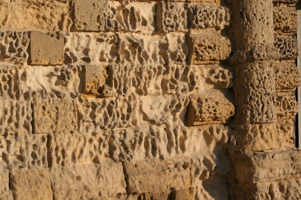 Effects of erosion over millennia