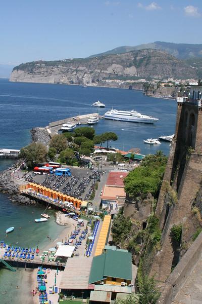 Sorrento's Marina
