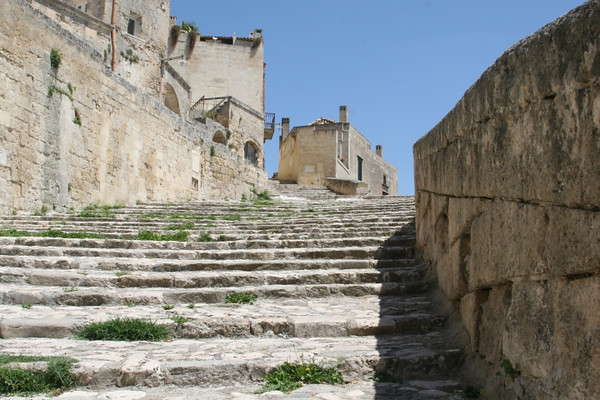 ..as well as steps