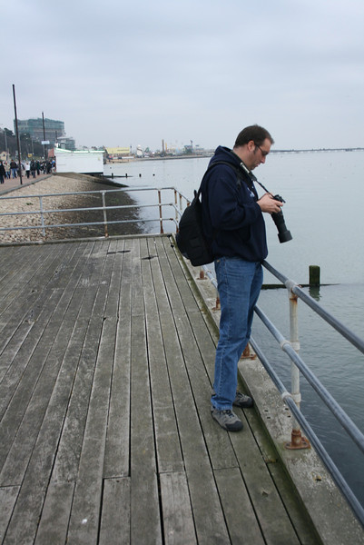 Southend - New Years Day 2009