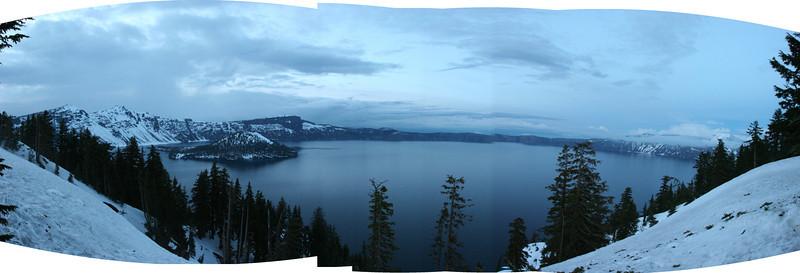 Crater Lake Pan
