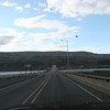 The bridge over the columbia at Bend, which will take me back to me home state.