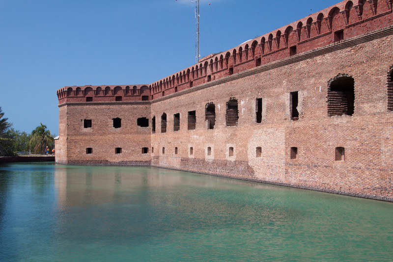 FORT JEFFERSON -- DRY TORTUGAS NATIONAL PARK